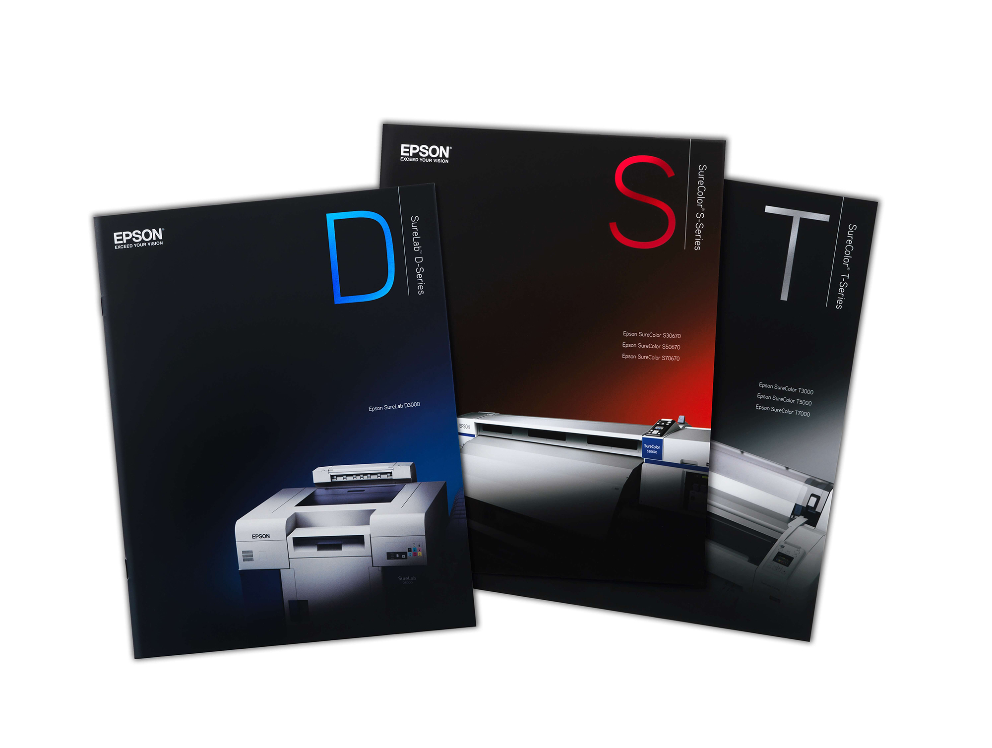 Epson Sure D S T covers